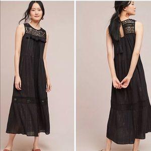 NWT Anthropologie Abilene maxi dress
